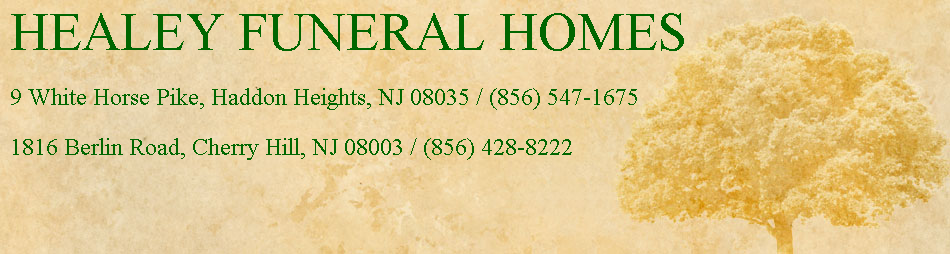 Healey Funeral Homes